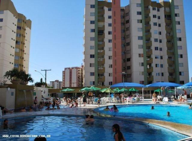 Apartamento 3 quartos para temporada em caldas novas, vitória thermas, 3 dormitórios, 1 su - Foto 12