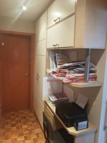Apartamento com 3 dormitórios para alugar, 140 m² por R$ 5.000/mês - Ipiranga - São Paulo/ - Foto 18
