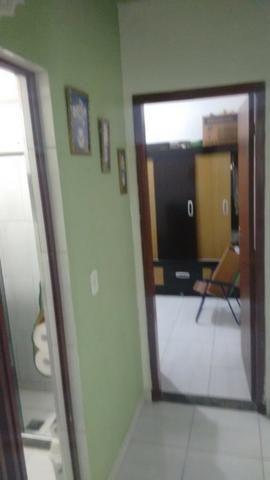 Excelente casa com sala 02 dormitórios condições de ampliar - Foto 6