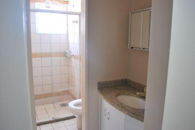 Apartamento 1 quarto para temporada em caldas novas, aguas da fonte, 1 dormitório, 1 banhe - Foto 13