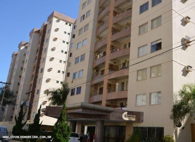 Apartamento 2 quartos para temporada em caldas novas, prive das thermas ii, 2 dormitórios, - Foto 3