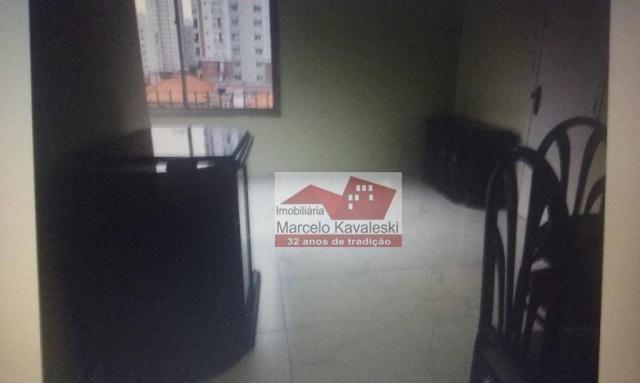 Apartamento com 3 dormitórios à venda, 100 m² por R$ 700.000,00 - Ipiranga - São Paulo/SP - Foto 17