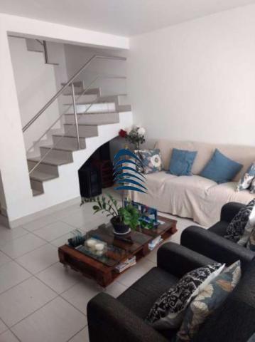 Casa de condomínio à venda com 3 dormitórios em Stella maris, Salvador cod:NL1053G - Foto 2