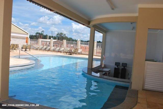 Apartamento 3 quartos para temporada em caldas novas, lacqua di roma, 3 dormitórios, 3 suí - Foto 16
