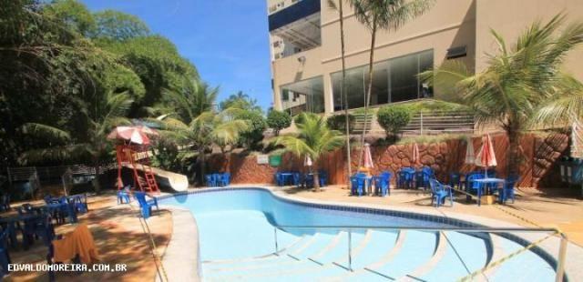 Flat para temporada em caldas novas, golden dolphin grand hotel, 1 dormitório, 1 suíte, 1  - Foto 9