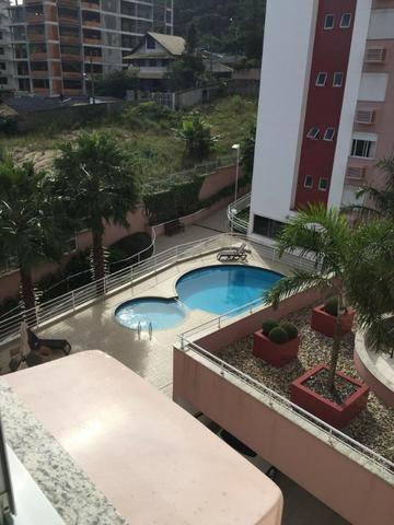 Apartamento de 02 dormitorios, com ampla sacada -Saco Grande - Foto 13