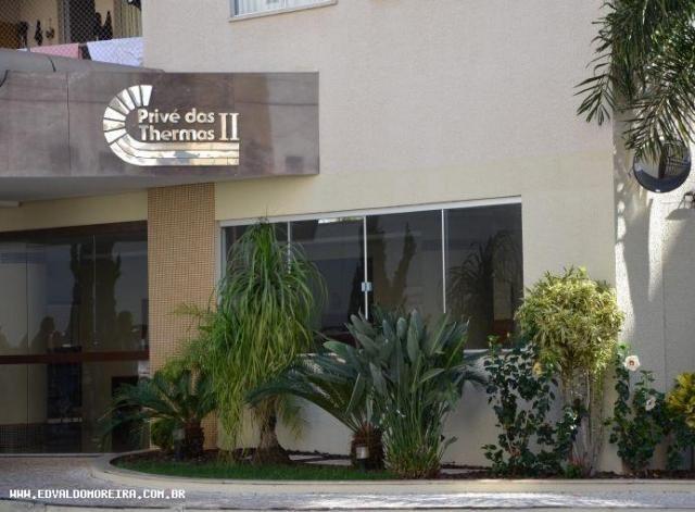 Apartamento 2 quartos para temporada em caldas novas, prive das thermas ii, 2 dormitórios, - Foto 2