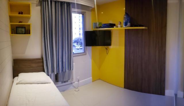 2 quartos c/ suíte montado e decorado - Colinas de Laranjeiras - Foto 9