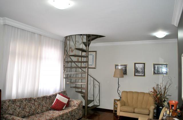 Cobertura à venda, 3 quartos, 2 vagas, buritis - belo horizonte/mg - Foto 6