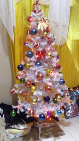 Linda árvore de Natal completa - Foto 2