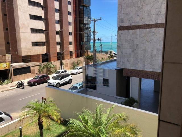 Apartamento com 1 dormitório à venda, 54 m² por R$ 220.000,00 - Jatiúca - Maceió/AL