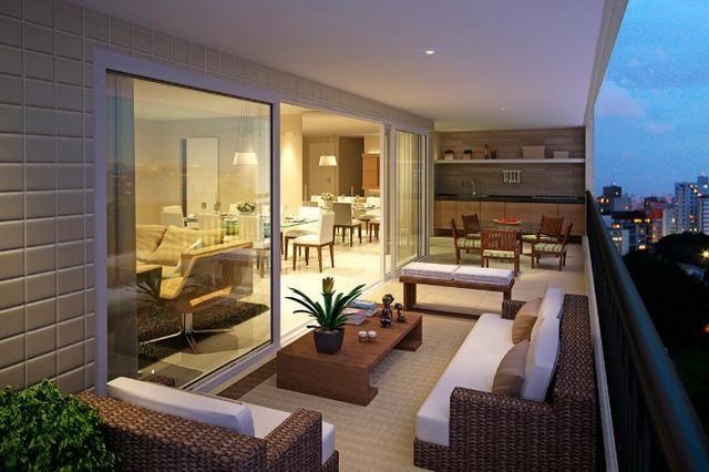 Campobelo, Apartamento no Cocó com 220mts, cozinha e varanda gourmet - Foto 5