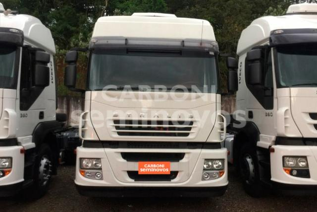 Iveco Stralis HD 450S38T 6X2, ano 2005/2006