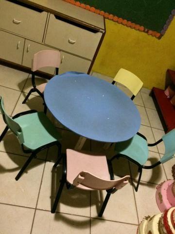 Conjunto escolar INFANTIL