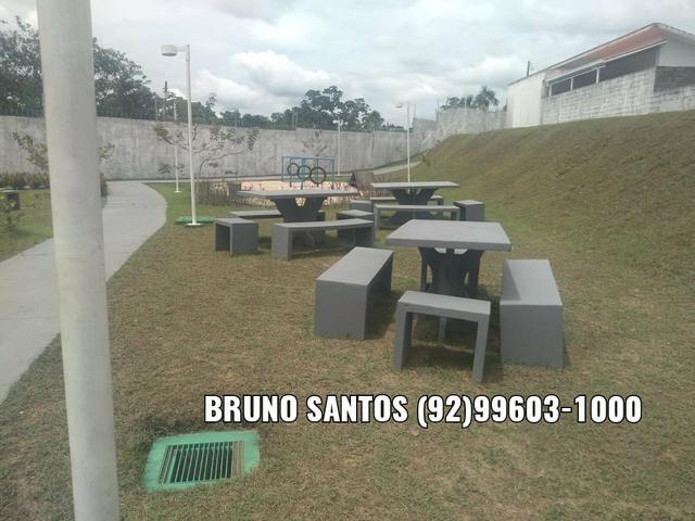 Vitta Club House. Casa com três dormitórios na Torquato Tapajós - Foto 12