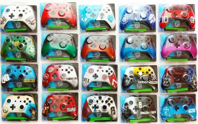 Capas Frontais para controle de Xbox One Personalizadas