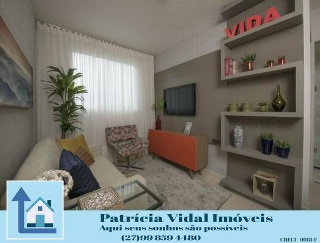 PRV64- Sua casa própria na sua mão apartamento pronto pra morar entrada facilitada liga já - Foto 2