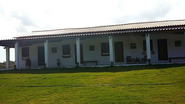 Sítio 8.000m², casa 6 suítes, lago, piscina, 600m BR-324, 22km Salvador - Foto 4