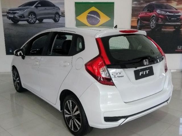 Honda Fit EXL 1.5 CVT - Zero Km - Mod 2020 - Foto 8