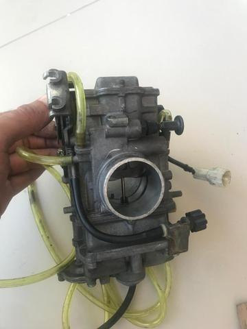 Carburador husqvarna te 510, Smr 510 completo - Foto 4