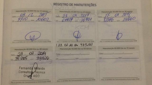 HB20 Hyundai 2014/2015 Preto - Foto 8