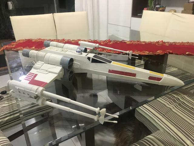 Nave Star Wars X-Wing 74cm