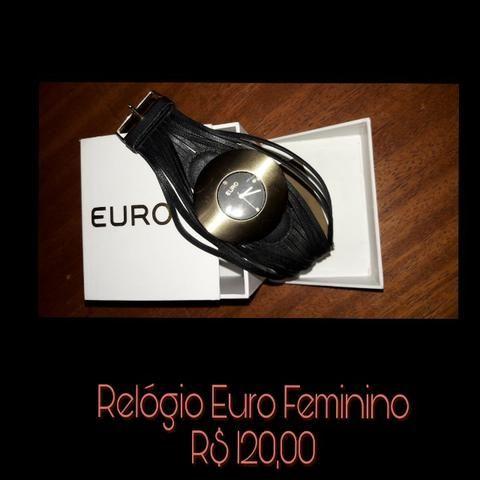 Relógio feminino - Bijouterias, relógios e acessórios - Guajuviras ... 59d151e44d