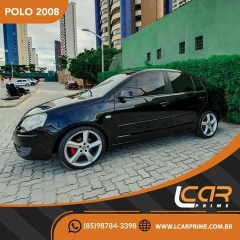 Polo 2008/ Completo/ Exclusivo/ Couro/ Multimídia - Foto 2