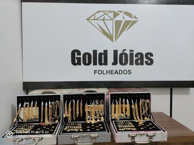 ATENÇÃO, seja uma revendedora GOLD JOIAS - Foto 4
