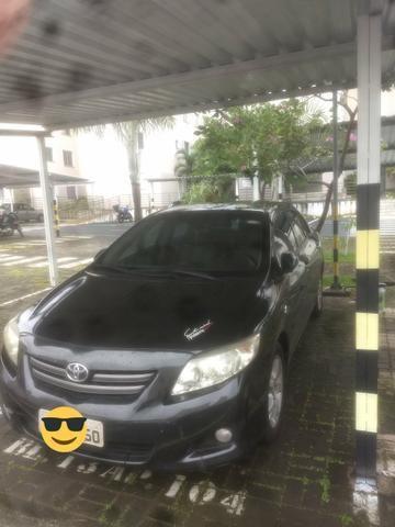Corolla 1.8 xei 2010 Aut