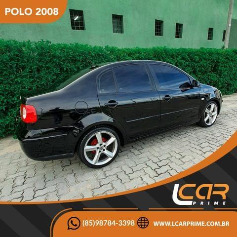 Polo 2008/ Completo/ Exclusivo/ Couro/ Multimídia - Foto 7