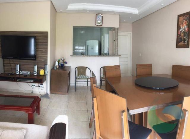 Apartamento com 3 dormitórios à venda, 80 m² por R$ 400.000,00 - Jardim das Conchas - Guar - Foto 10