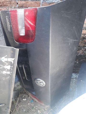 Tampa porta malas Polo sedan