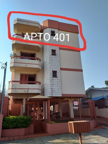 (AP 2437) Apartamento no centro de Santo Ângelo, RS - Foto 9