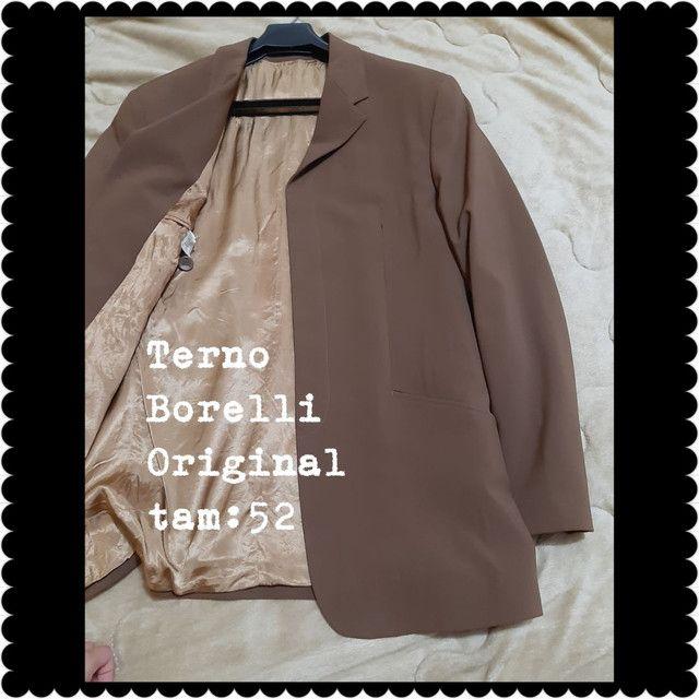 Conjunto de terno e blazer com calça  - Foto 5