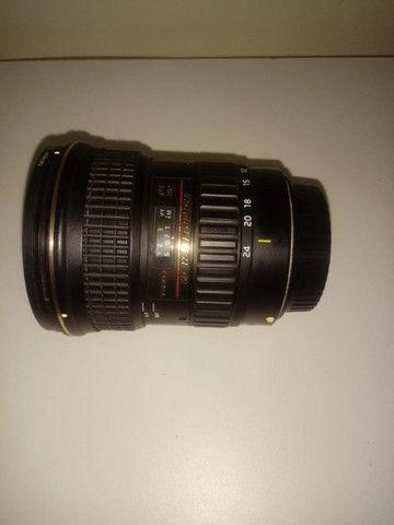 Lente Tokina 12 24mm - Foto 2