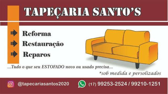 Reforma de estofados em geral, sofás, poltronas,cadeiras, pullf, banquetas - Foto 2