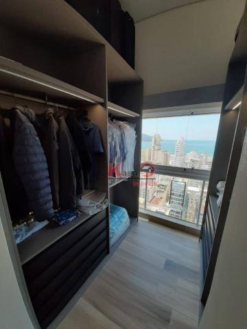 Cobertura com 4 dormitórios à venda, 410 m² por R$ 7.500.000,00 - Gonzaga - Santos/SP - Foto 12
