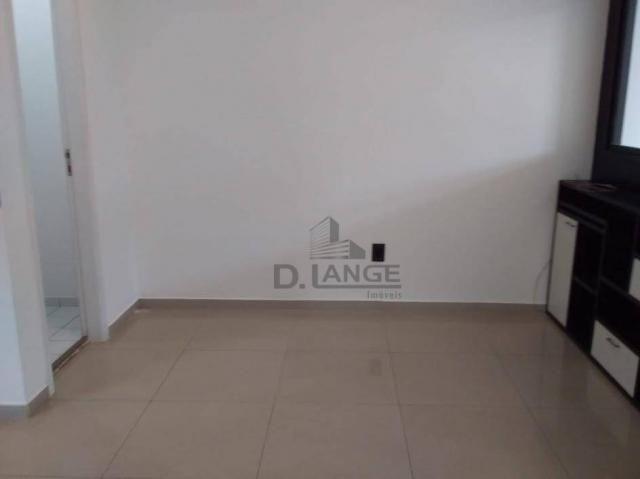 Sala para alugar, 39 m² por R$ 1.500,00/mês - Jardim Santa Genebra - Campinas/SP - Foto 3