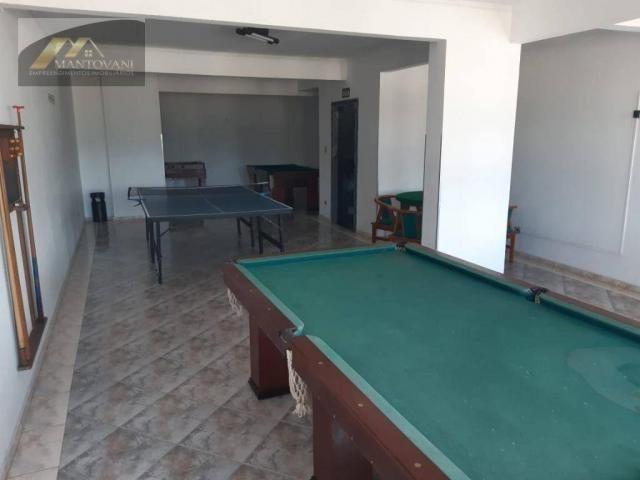 Apartamento com 2 dormitórios à venda, 77 m² por R$ 380.000,00 - Guilhermina - Praia Grand - Foto 3