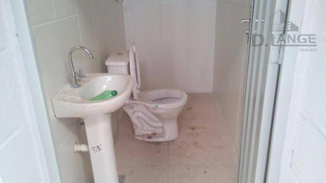 Barracão para alugar, 220 m² por R$ 3.000,00/mês - Parque Via Norte - Campinas/SP - Foto 10