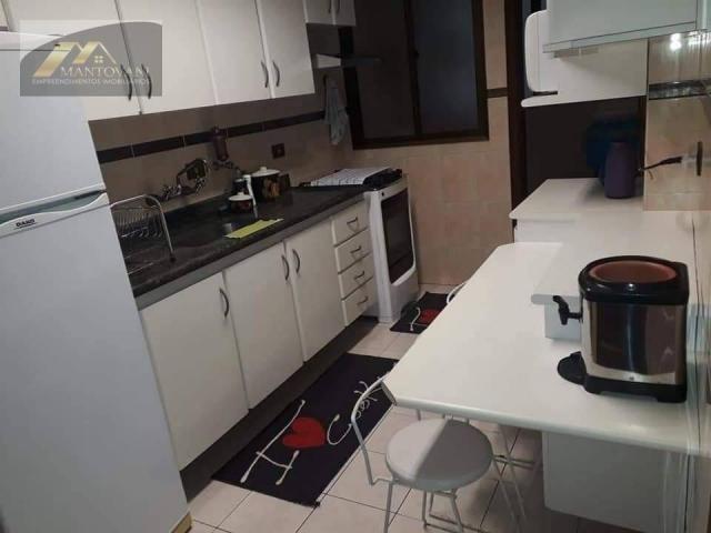 Apartamento com 2 dormitórios à venda, 77 m² por R$ 380.000,00 - Guilhermina - Praia Grand - Foto 9