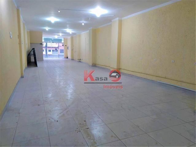 Loja para alugar, 300 m² por R$ 10.000/mês - Vila Belmiro - Santos/SP
