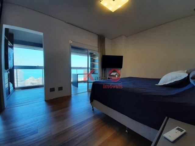 Cobertura com 4 dormitórios à venda, 410 m² por R$ 7.500.000,00 - Gonzaga - Santos/SP - Foto 9