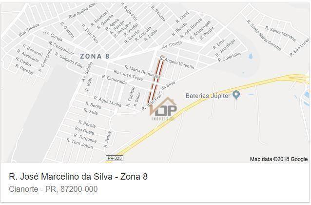 Casa com 2 dormitórios à venda, 89 m² por R$ 112.483,50 - Jardim Vitória - Cianorte/PR - Foto 3