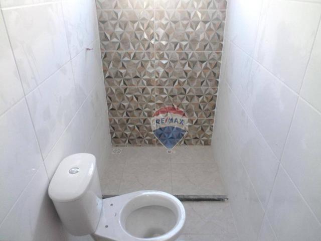 Casa com 2 quartos (1 suíte) à venda, 65 m² por R$ 220.000 - Balneário das Conchas - São P - Foto 14