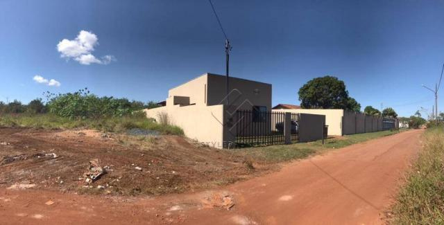 Terreno à venda, 532 m² por R$ 70.000 - Santa Cruz - Chapada dos Guimarães/MT