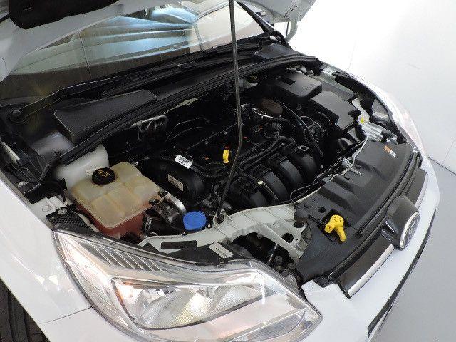 Ford Focus Sedan Titanium 2.0 2015 Impecável - Foto 12