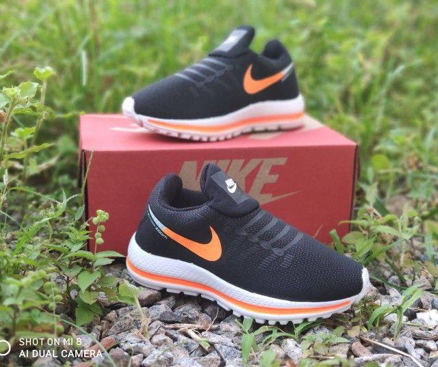 Tênis Infantil Nike Várias Cores Novo - Foto 3