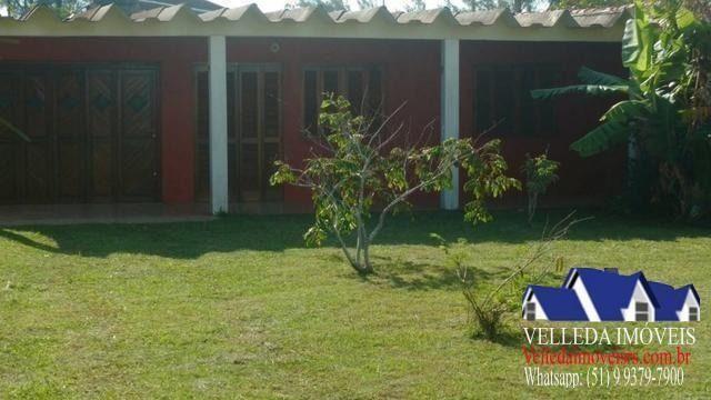 Velleda oferece casa 500 metros do mar em pinhal, central - Foto 8